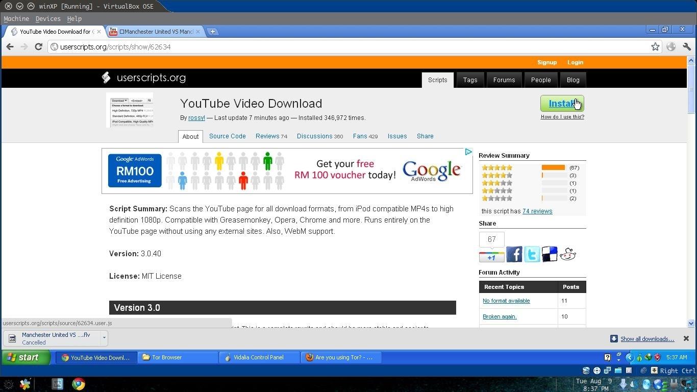 Cara nak download video youtube dengan mudah dan cepat