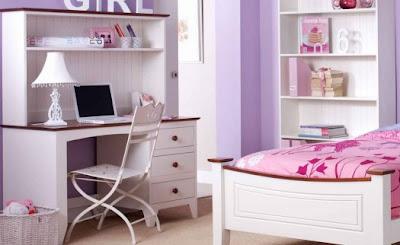 Dormitorios para Chicas Jóvenes - Muebles