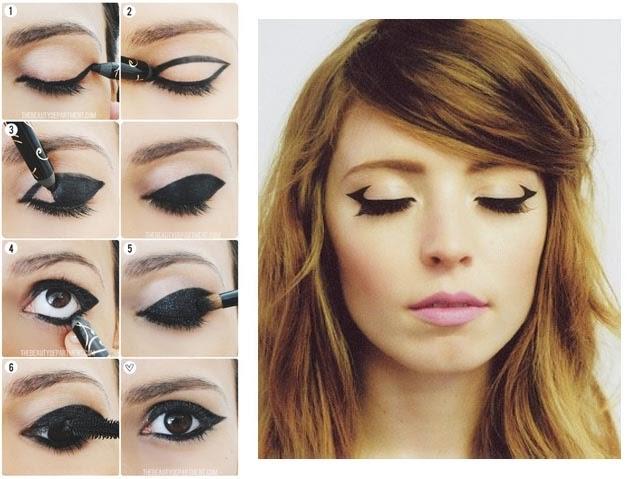 Big eye liner