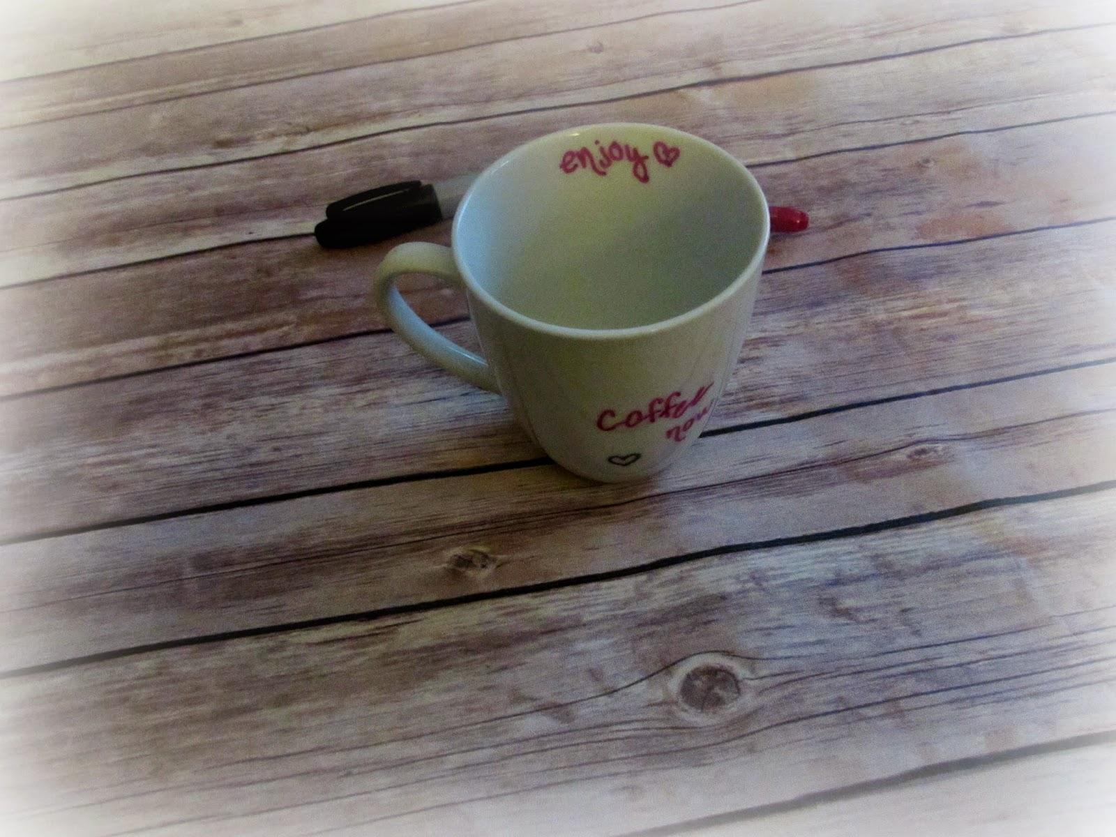 Pinterest DIY Mug