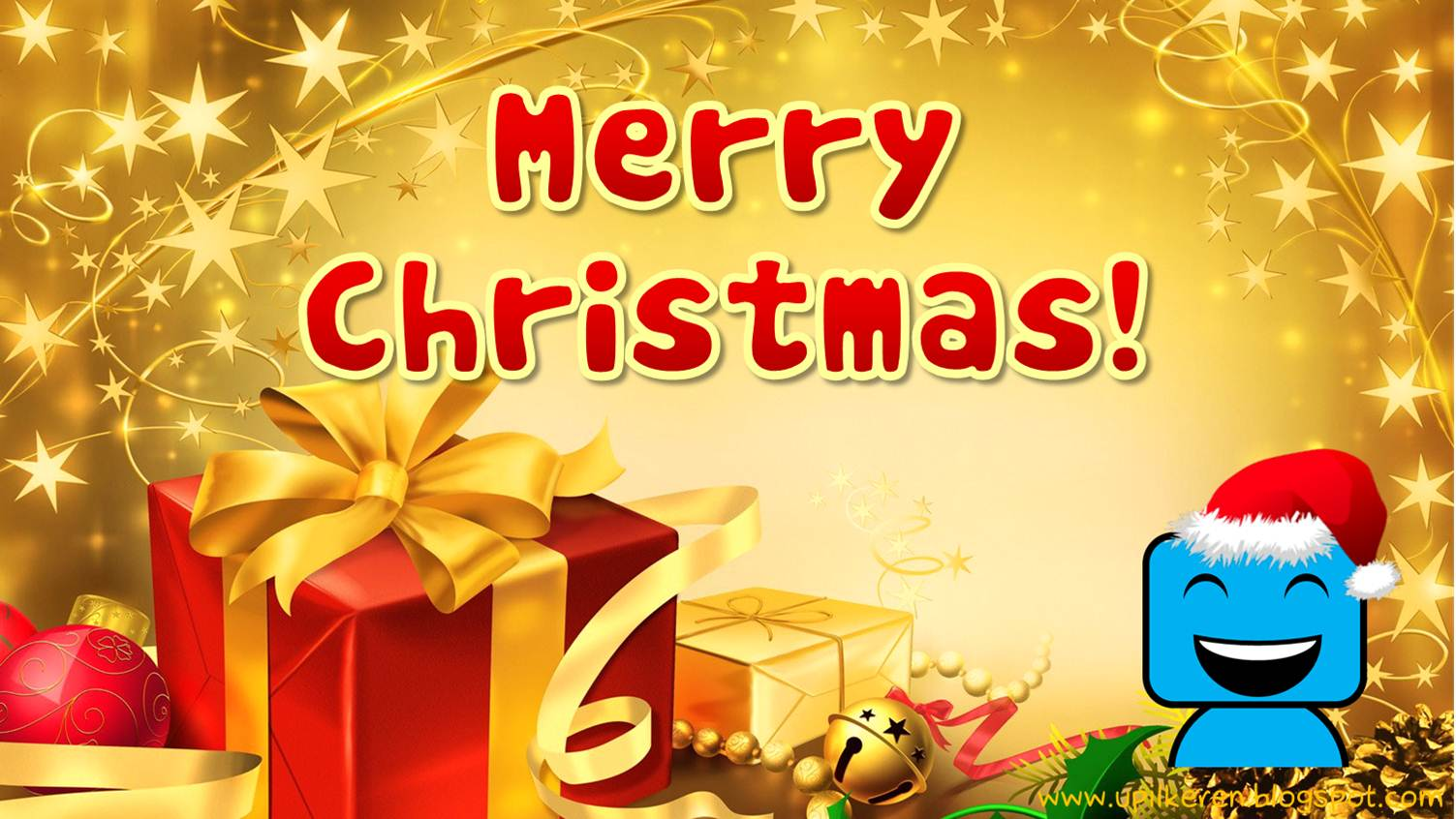 Merry christmas display pictures for bbm