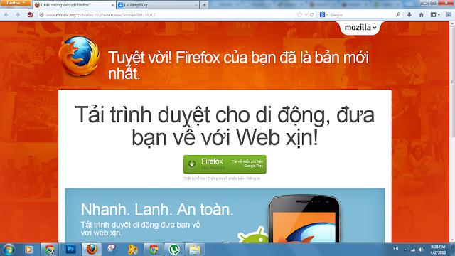 Fire Fox 20