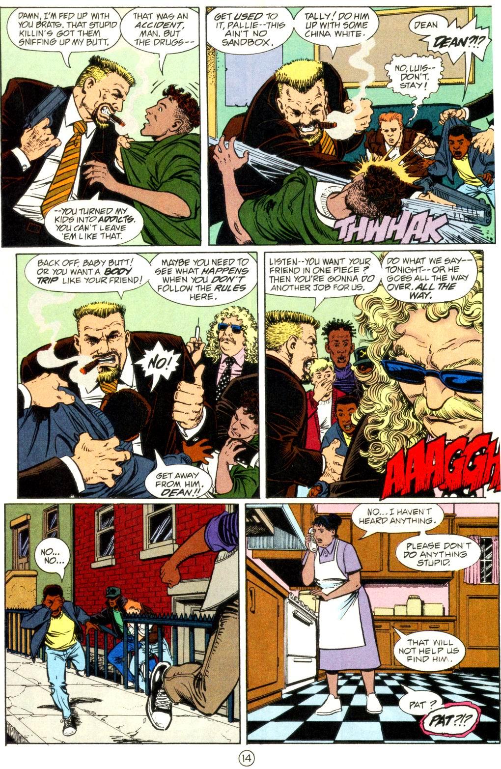 Deathstroke (1991) Issue #11 #16 - English 15