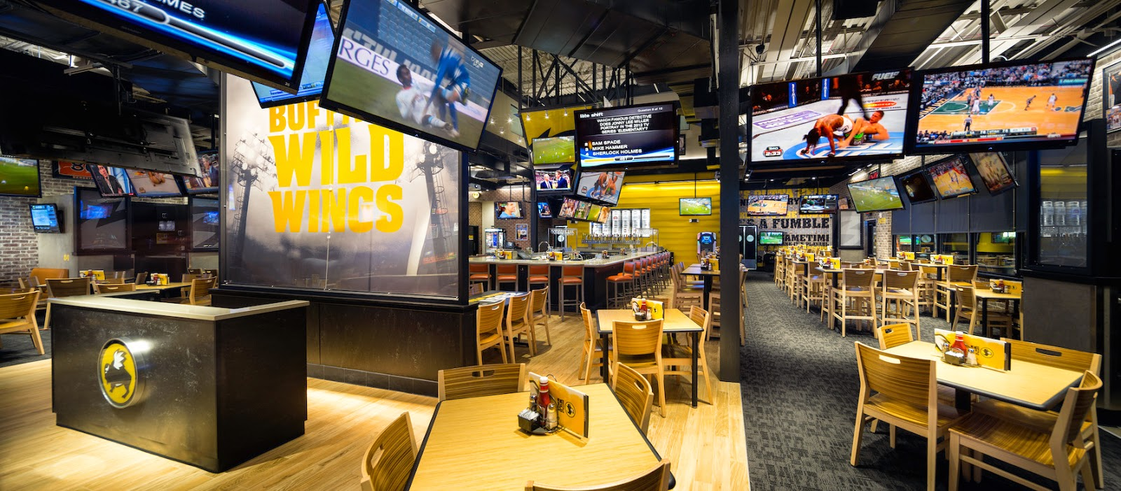 the food alphabet and more  buffalo wild wings is coming to manila this