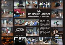 Taller COMPOSICIÓN CORPORAL 2009