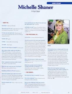 Co-owner featured in Nebraska Trucker Magazine