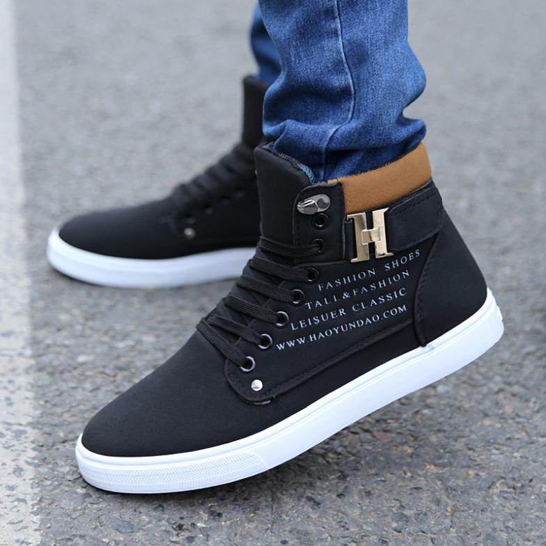 Mens Casual High Top Nike Shoes