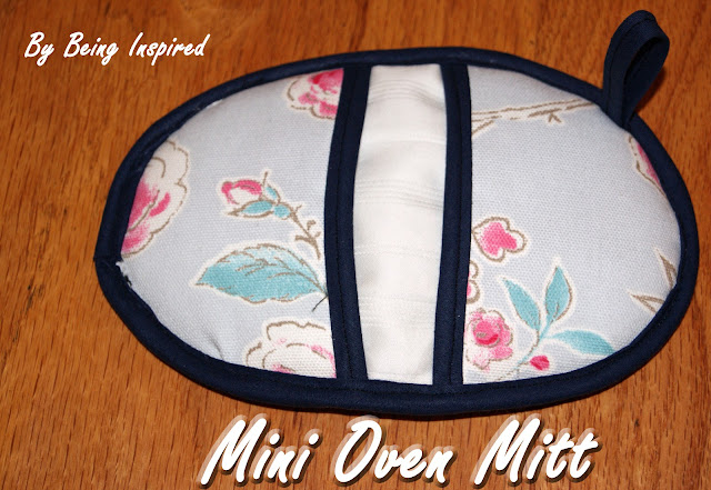 Mini Oven Mitt