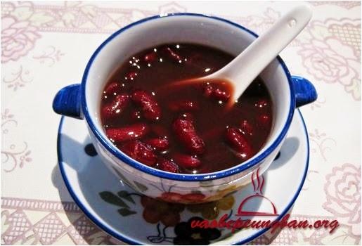 Hướng dẫn nấu chè đậu đỏ ngon mềm đơn giản nhất 1