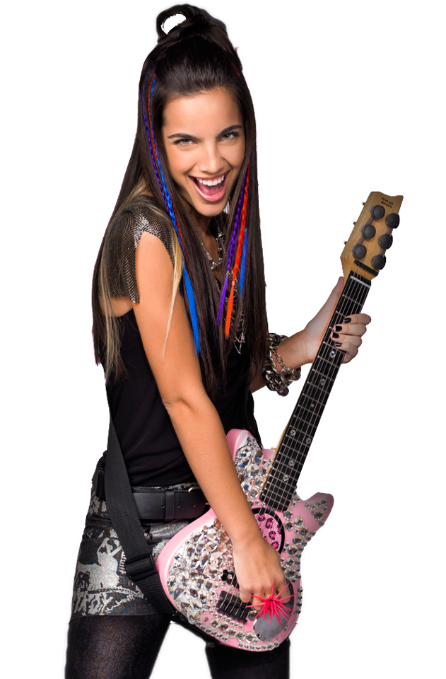 New Photos Of  Grachi Maria S Name In This Serie