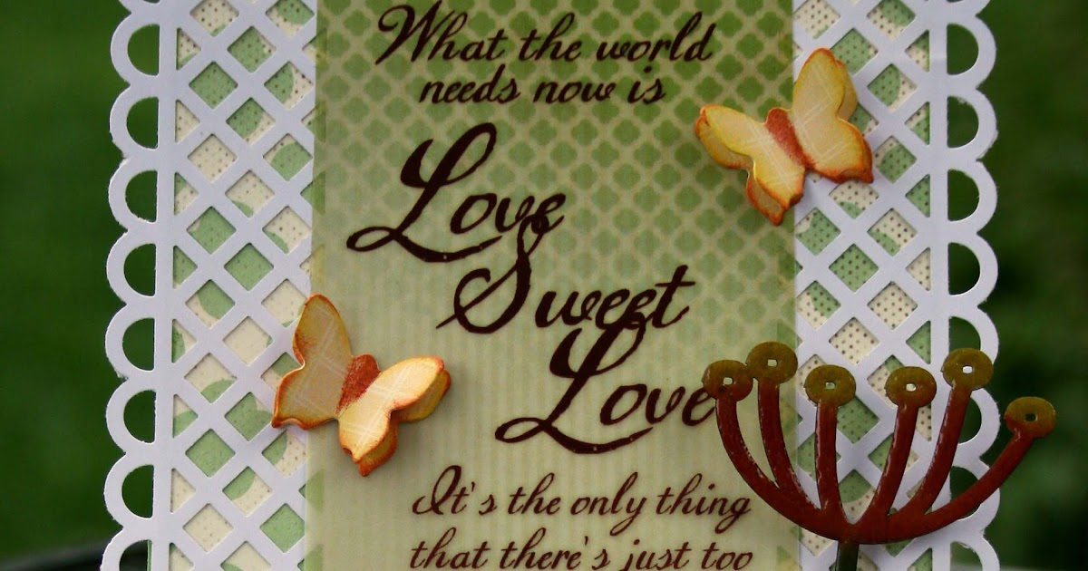 one scrap at a time  love sweet love