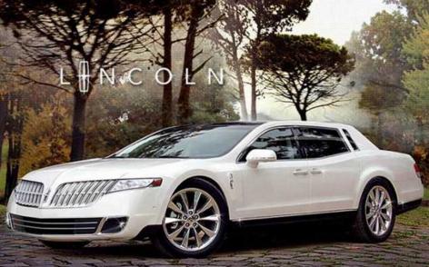 2017 Lincoln Town Car