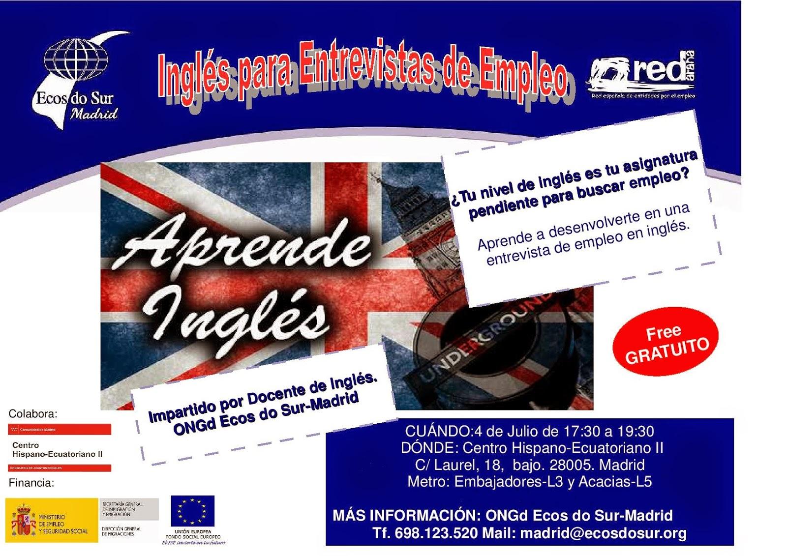 http://www.ecosdosur-madrid.org/noticias/taller-de-ingles-para-entrevistas-de-trabajo