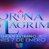 ¨Corona de Lágrimas¨ con Victoria Ruffo ¡Llega el 7 de enero a Univisión Puerto Rico!