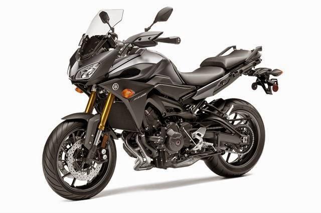 Yamaha TDM 2015, una novità EICMA