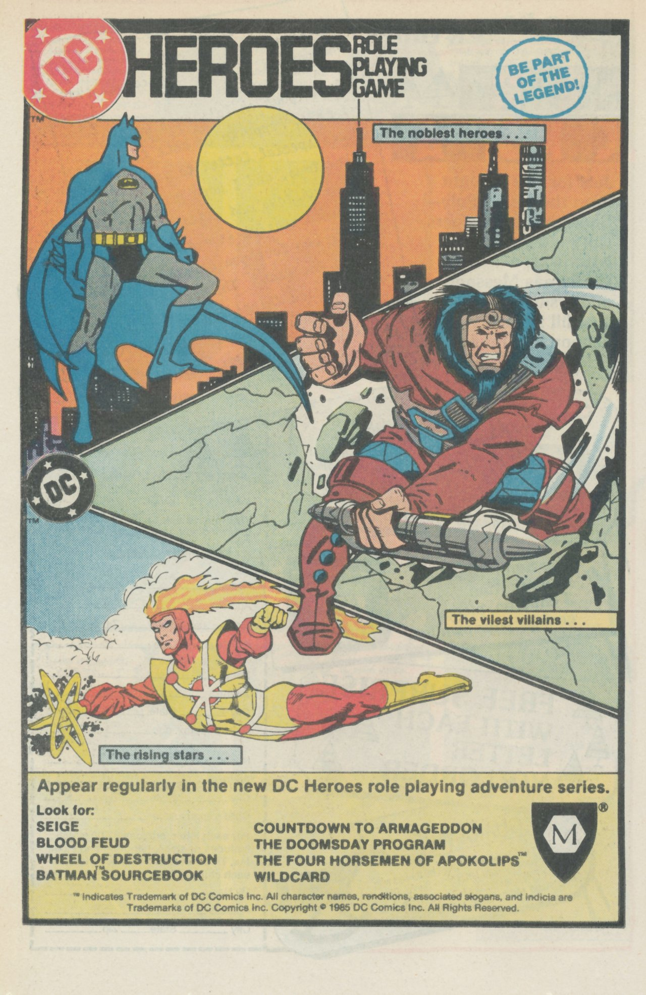 Deadman (1986) #1 #4 - English 15