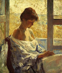 Charles Hawthorne 1872-1930 | American Portrait and Genre painter