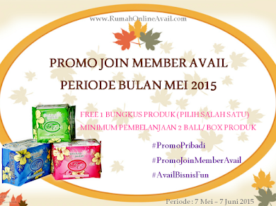 PROMO JOIN MEMBER AVAIL 2015