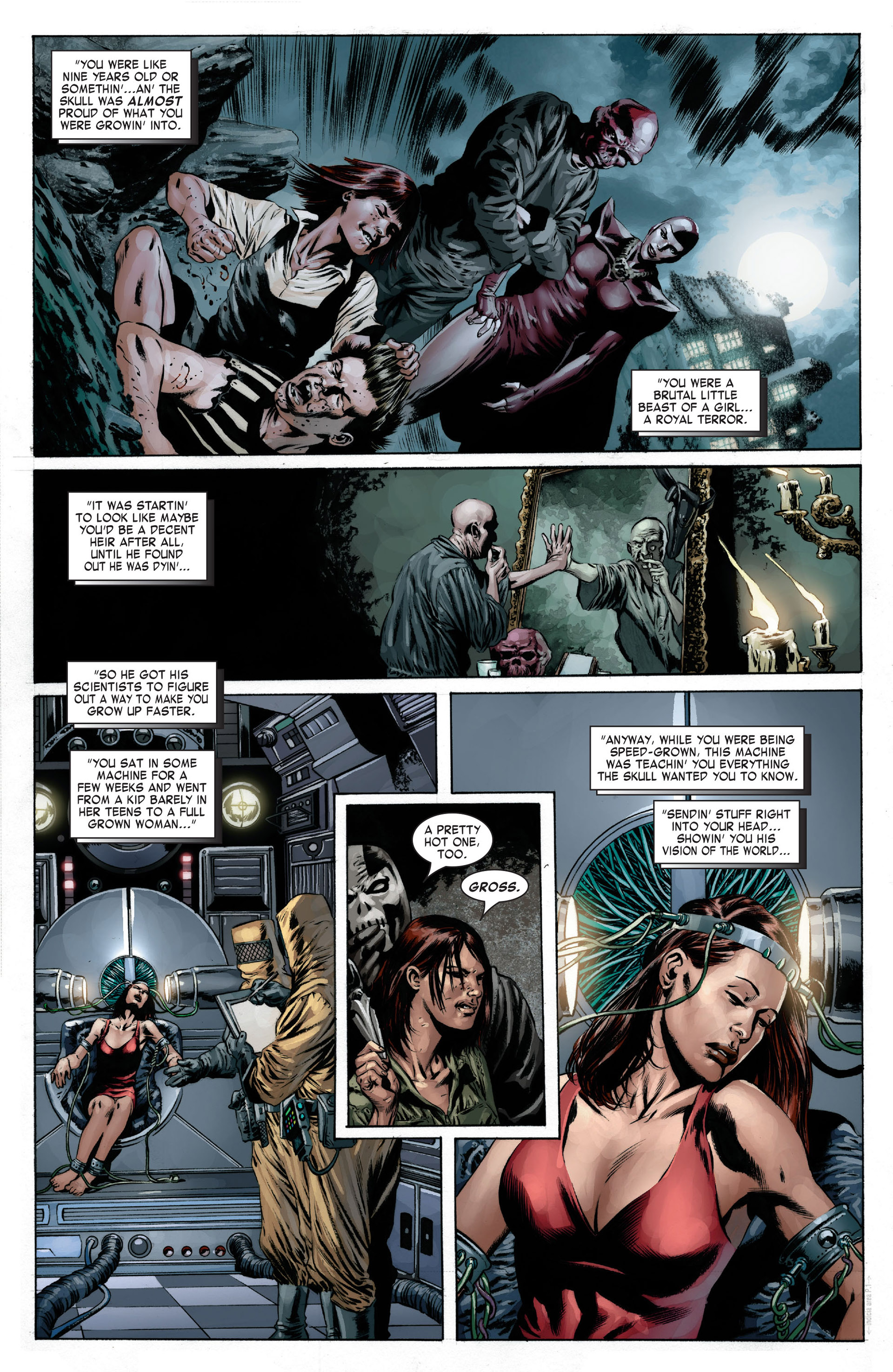 Captain America (2005) Issue #15 #15 - English 14