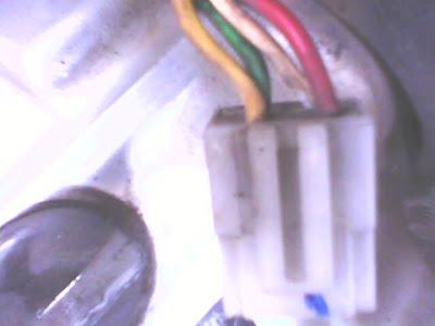 Gambar 4: Rangkaian Diode Modifikasi 3/1 Tambah Voltase kiprok