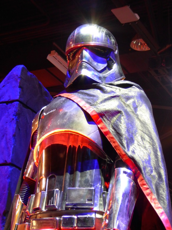 Captain Phasma Star Wars Force Awakens costume