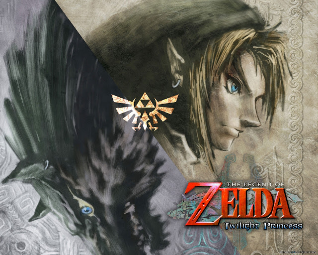 the legend of zelda twilight princess nintendo game