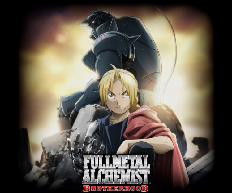 Fullmetal Alchemist Brotherhood 35 Indonesia