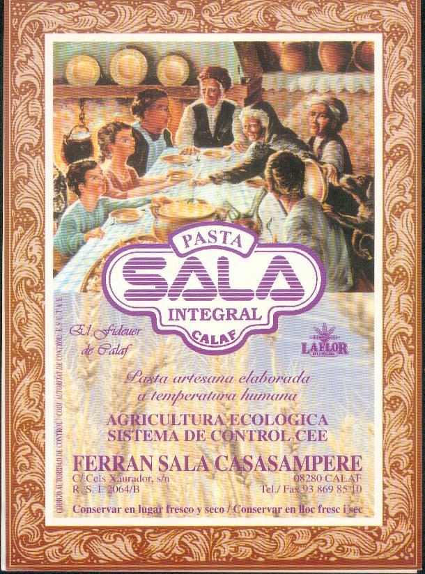 FERRAN SALA CASASAMPERE