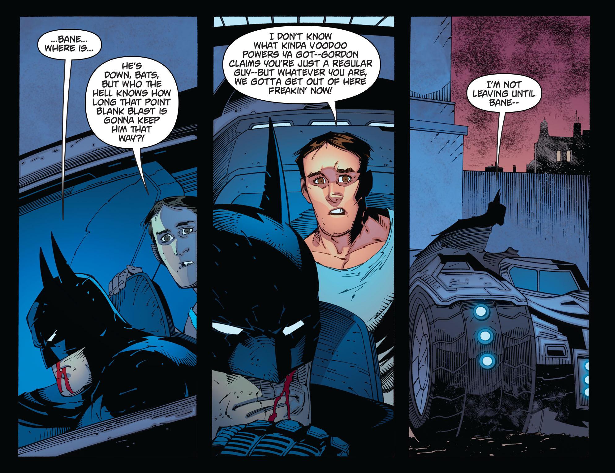 Batman: Arkham Knight [I] Issue #15 #17 - English 15