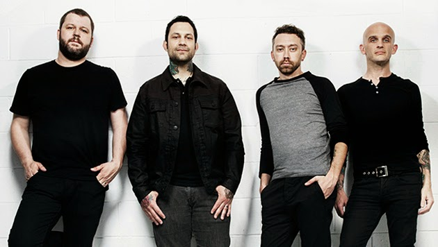 rise against - band