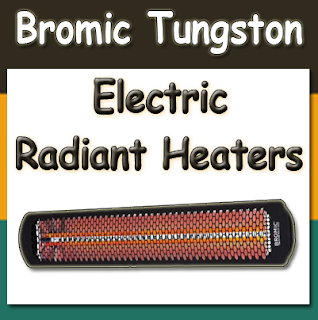 Bromic Tungsten Smart-Heat Electric Heaters, Bromic Heating, Electric Heating, Mounted Heaters,Bromic Tungsten Smart-Heat Electric,