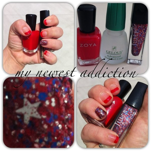 Zoya Sooki and Julep America the Beautiful