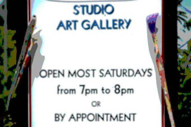 Estudio de arte Studio Art Gallery en Antigua