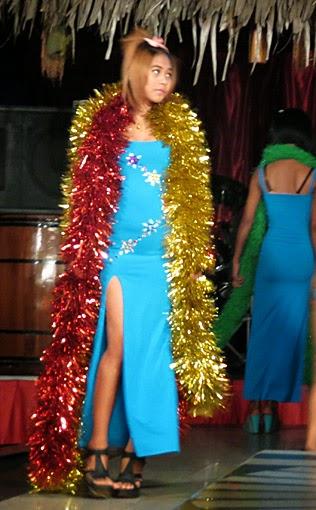 Model Girl in Yangon