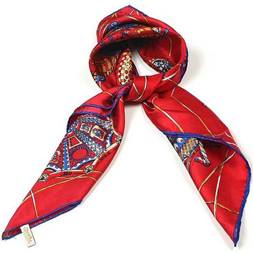 Anobano's Blog: Hermès Offers New Custom Silk Scarves