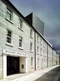 Wexford opera festival singing pubs