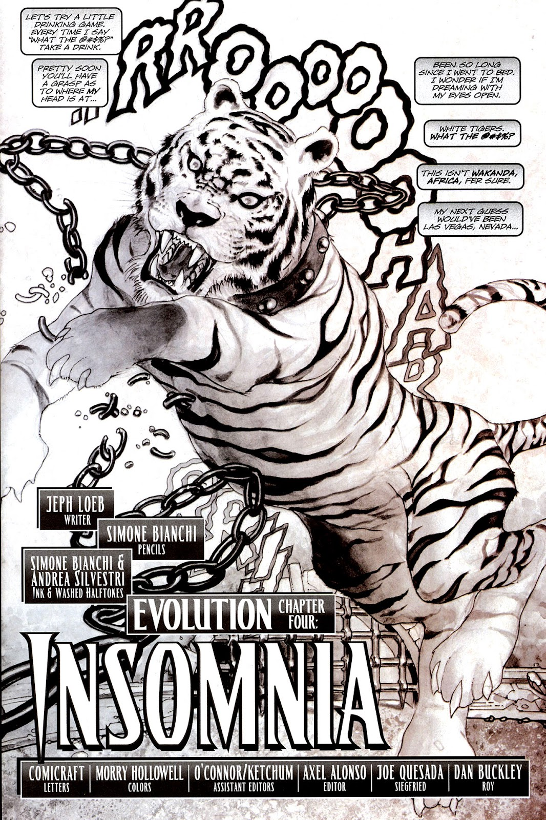 Read online Wolverine (2003) comic -  Issue #53 - 2