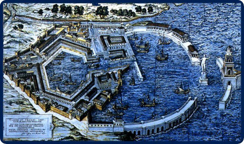 """Il porto di Traiano: visita guidata dell'area archeologica di Portus *apertura pomeridiana """"STRAORDINARIA e GRATUITA"""""""