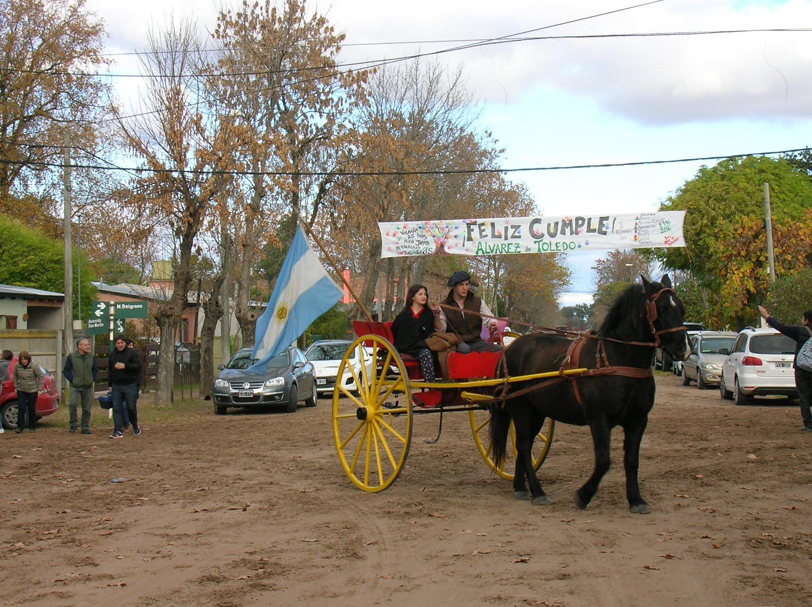 Festejos por el Centenario