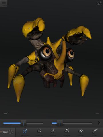 123D Creature 002
