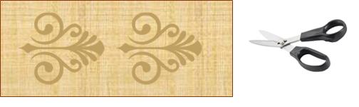 gunadesign guna andersone Oriental Lace Earrings tutorial