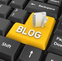 Blog Keyboard Logo Image