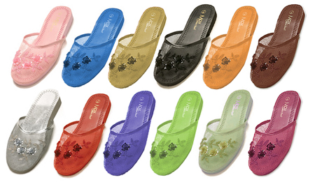 A Great Idea For Brides Is To Set Out Cute Bucket Or Wicker Basket Filled With Flip Flops Chinese Slippers Your Guests