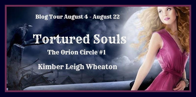 Tortured Souls Blog Tour & Giveaway