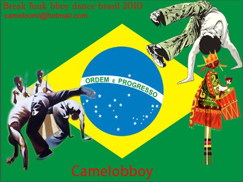 Bboy Breakdance Underground Brazil Bboy Vol.2 (2011)
