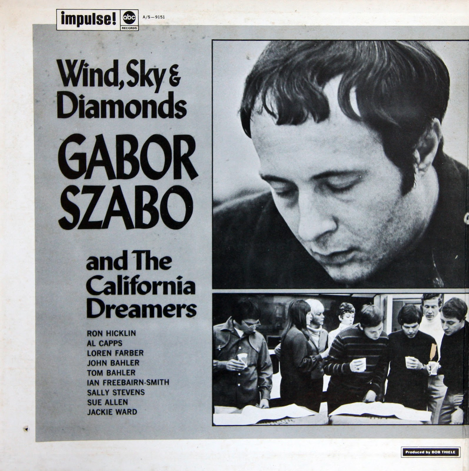 gabor szabo discography download