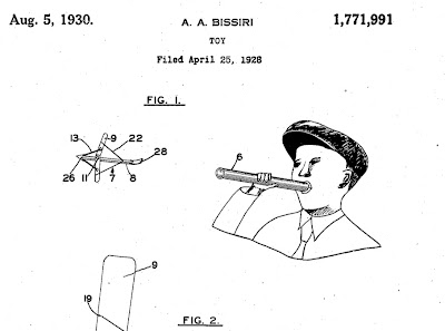 Bissiri Games United States Patent 1771991 15 april 1930