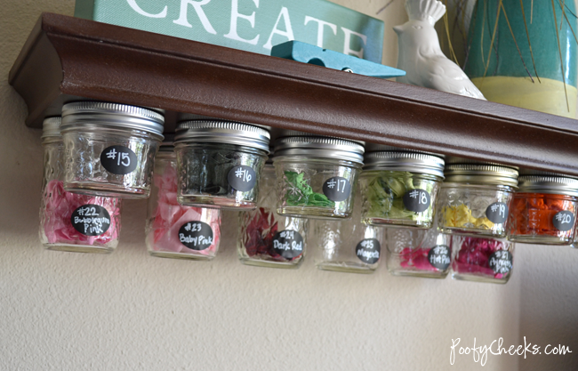 http://www.poofycheeks.com/2012/08/mason-jar-storage-shelf-tutorial.html