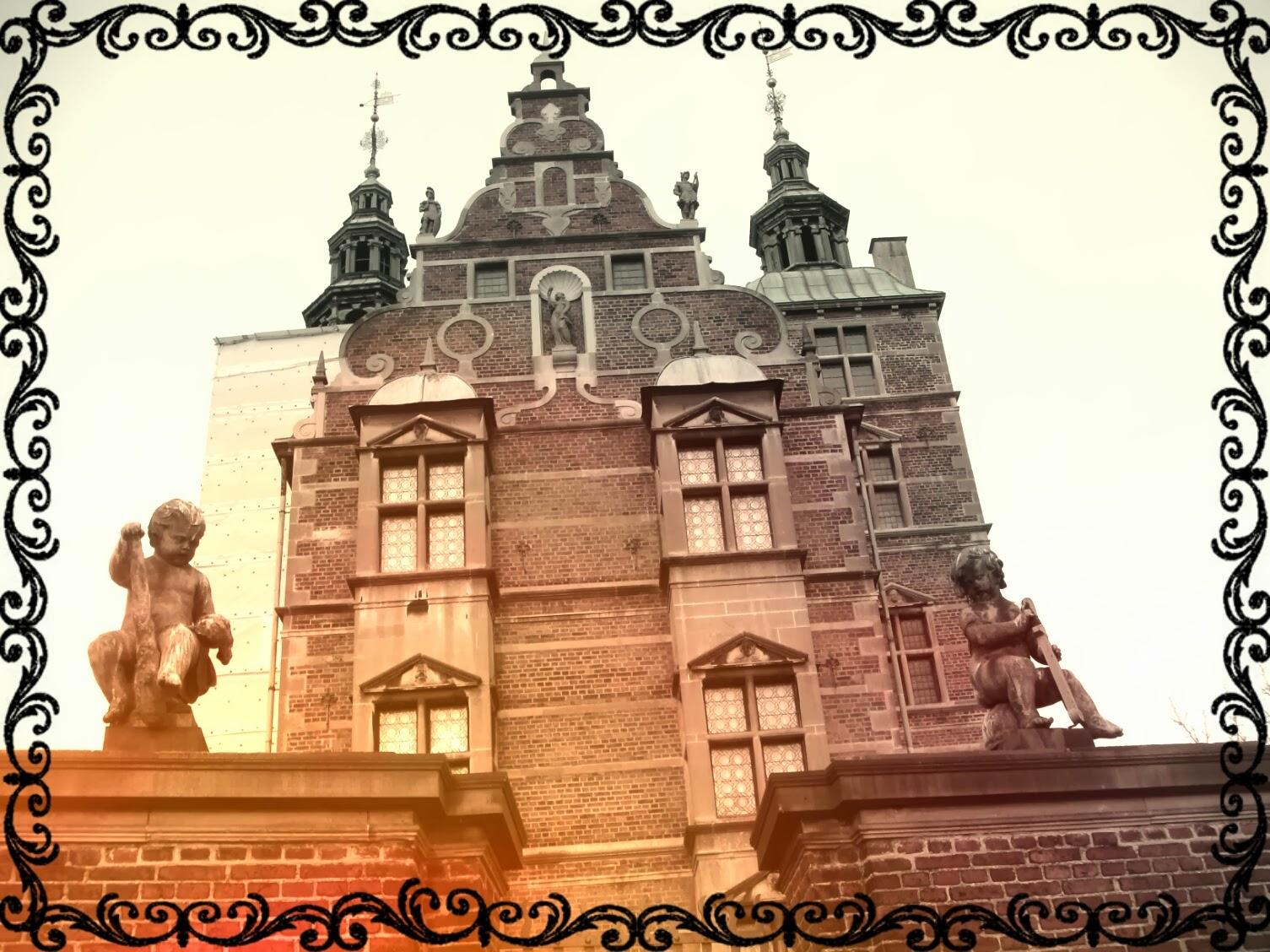copenaghen rosenborg slot