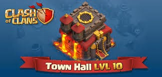Town Hall clash of clans